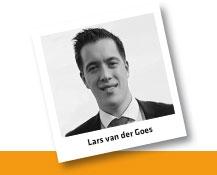Lars van der Goes, Experis
