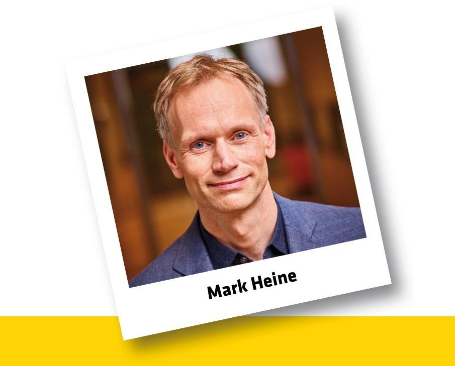 Mark Heine, Fugro