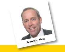 Alexander Maas, Ministerie van Defensie