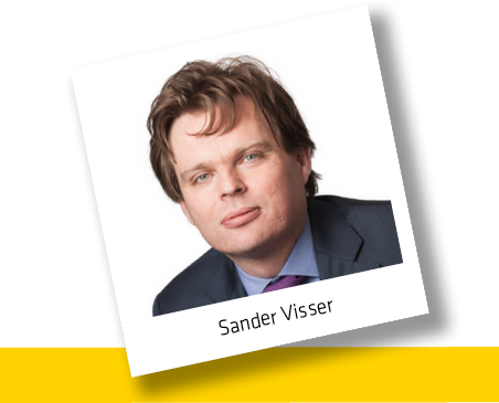 Sander Visser, Strategy&